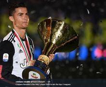 Momen Cristiano Ronaldo Marah Besar Pada Rekan Setim Karena Golnya Dianulir Wasit!