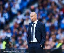 Begini Jawaban David Beckham Saat Zidane Mencarinya di Waktu Minum Teh
