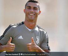 Momen saat Cristiano Ronaldo Fasih Ucapkan Assalamualaikum kepada Khabib Nurmagomedov