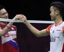 Link Live Streaming Final China Open 2019 - Misi Ginting Pertahankan Gelar Juara!