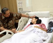 Ani Yudhoyoo Meninggal Dunia, Sosoknya Setia Dampingi SBY Berolahraga Bersama