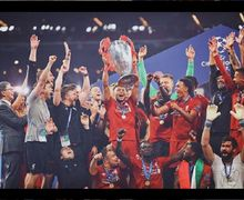 Para Fan Arsenal! Ada Pesan Khusus dari Alex Oxlade-Chamberlain Usai Final Liga Champions