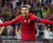 Rekor Hat-Trick Cristiano Ronaldo Berhasil Dikalahkan Pemain Asal Brasil