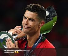 Warisi Nomor Punggung Ronaldo, 5 Pemain Ini Alami Kutukan di Man Utd
