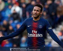 Tahap Baru Kasus Pemerkosaan Neymar, Polisi Prancis Amankan CCTV dari Sebuah Hotel