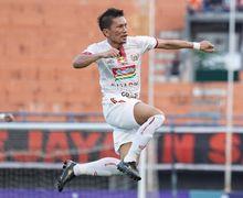 Berusia Hampir 40 Tahun, Sepakan Melengkung Indah Ismed Sofyan Bawa Persija ke Final Piala Indonesia 2018