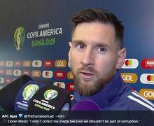 Lionel Messi Diminta Kembalikan Mobil Senilai 2,2 Milyar ke Perusahaan Jerman, Ini Penyebabnya