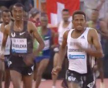 Konyol, Peraih Perunggu Olimpiade Rio 2016 Ini Gagal Juara Lari karena Selebrasi