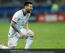 Absen Latihan Barcelona, Lionel Messi Malah Hamburkan Rp 86 Juta per Malam