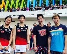 Ranking BWF Terbaru - Marcus/Kevin Tetap di Puncak, Ganda Putri Jepang Kembali ke Nomor 1 Dunia Usai Indonesia Open 2019