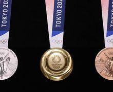 Ternyata Medali Olimpiade Tokyo 2020 Dibuat dari Bahan Bekas!