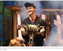 Dari Fornite, Bocah 16 Tahun Ini Ungguli Perolehan Hadiah Novak Djokovic dan Tiger Woods
