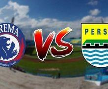 Laga Arema FC Vs Persib Bandung Ternyata Hampir Batal, Begini Kronologinya