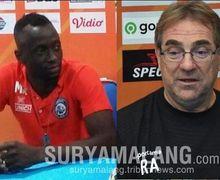 Arema FC Vs Persib Bandung, Adu Klaim Kemenangan Mantan Dua Klub!