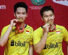 Ini Daftar Lengkap 18 Pebulu Tangkis Indonesia pada China Open 2019