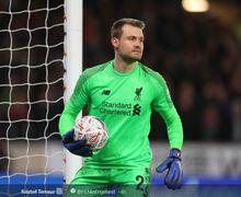 Torehan Simon Mignolet di Laga Debut Lebih Baik Ketimbang Kiper Anyar Liverpool