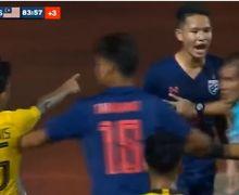 Kata Pelatih Thailand Usai Pemainnya Terlibat Baku Hantam di Final Piala AFF U-15 2019