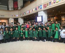 Timnas U-15 Indonesia Raih Juara Kedua Usai Diimbangi Korea Selatan