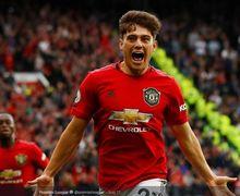 Daniel James Masih Tak Menyangka Bisa Bergabung dengan Manchester United