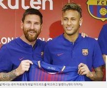 Selangkah Menuju Real Madrid, Lionel Messi Halangi Neymar Pergi ke Rival Barcelona