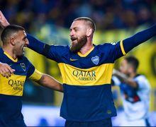Pindah Ke Argentina, Legenda AS Roma Ini Sukses Pecahkan Rekor