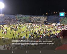 Tiga Tewas, Tujuh Lainya Kritis dalam Bentrok Antar Suporter di Honduras