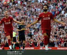 Saat Mohamed Salah Pura-pura Salah Kirim, Begini Reaksi Bek Liverpool