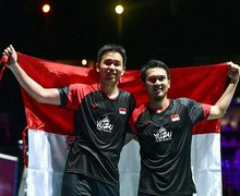 Pelatih Ganda Putra Indonesia Sebut Ahsan/Hendra Bak Sebuah Paket Komplit, Ini Alasannya