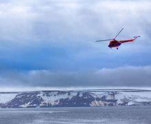 Gletser Mencair Akibat Perubahan Iklim, Lima Pulau Baru di Rusia Terungkap