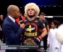Khabib Nurmagomedov Ingin Gelar Laga Amal UFC di Afrika, Lawan Conor McGregor?