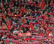 Nasib Apes Albania di Kualifikasi Piala Eropa 2020 Dimulai Sejak Pemutaran Lagu Kebangsaan