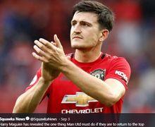 Bek Manchester United Dituduh Bohong Soal Hal Sepele Ini