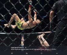 Banyak Gaya saat Bertanding, Nasib Apes Dialami Petarung UFC Spesialis Capoeira Ini