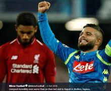 Lihat Liverpool Kalah dari Napoli, Begini Komentar Mantan Bek The Reds