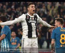 Link Live Streaming Atletico Madrid vs Juventus - Ronaldo Jadi Momok Bagi Tuan Rumah!
