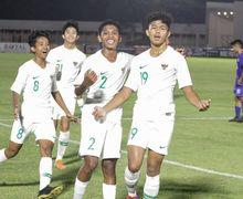 Klasemen Kualifikasi Piala Asia U-16 2020 - Indonesia Puncaki Grup G, Bagaimana Nasib Malaysia di Grup Sebelah?