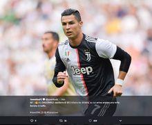 Cristiano Ronaldo Isyaratkan Pensiun Satu atau Dua Tahun Lagi