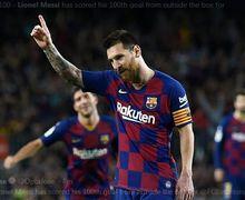 Lionel Messi Ternyata Hampir Meninggalkan Barcelona dan Ini Alasannya!
