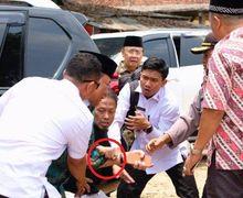 Ketua Umum PB PBSI, Wiranto Mendapat Dua Luka Tusukan di Perut