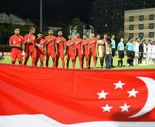 Gagal di SEA Games 2019 - 6 Pemain Timnas U-22 Singapura Akan 'Disidang' Terkait Kasus Ini