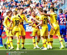 Hasil dan Klasemen Liga Spanyol - Real Mallorca Bantu Barcelona Geser Posisi Puncak Real Madrid