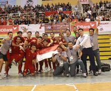 Jadwal Timnas Futsal Indonesia Vs Thailand di Final Piala AFF Futsal 2019