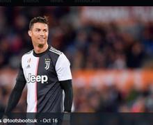 Bayaran Ronaldo di Instagram Lebih Besar dari Gaji di Juventus, Ini Nominalnya