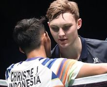 Hong Kong Open 2019 - Viktor Axelsen Sapa Penggemar dengan Bahasa Mandarin