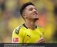 Agar Tolak Manchester United, Jadon Sancho Dijanjikan Dortmund Hal Ini