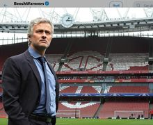 Jadi Suksesor Pochettino, Jose Mourinho Pelatih Paling Sering Bikin Kalah Tottenham Hotspur