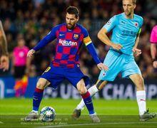 Perilaku Lionel Messi Dikritik Tajam Bek Asal Brasil