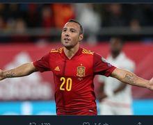 VIDEO - Gol Santi Cazorla Setelah 4 Tahun Lamanya Ikut Memastikan Spanyol Lolos