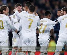 Real Madrid Timpang di El Classico, Salah Satunya Tanpa Eden Hazard