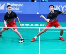 Link Live Streaming Final Bulu Tangkis Beregu Putra SEA Games 2019, Indonesia Vs Malaysia!